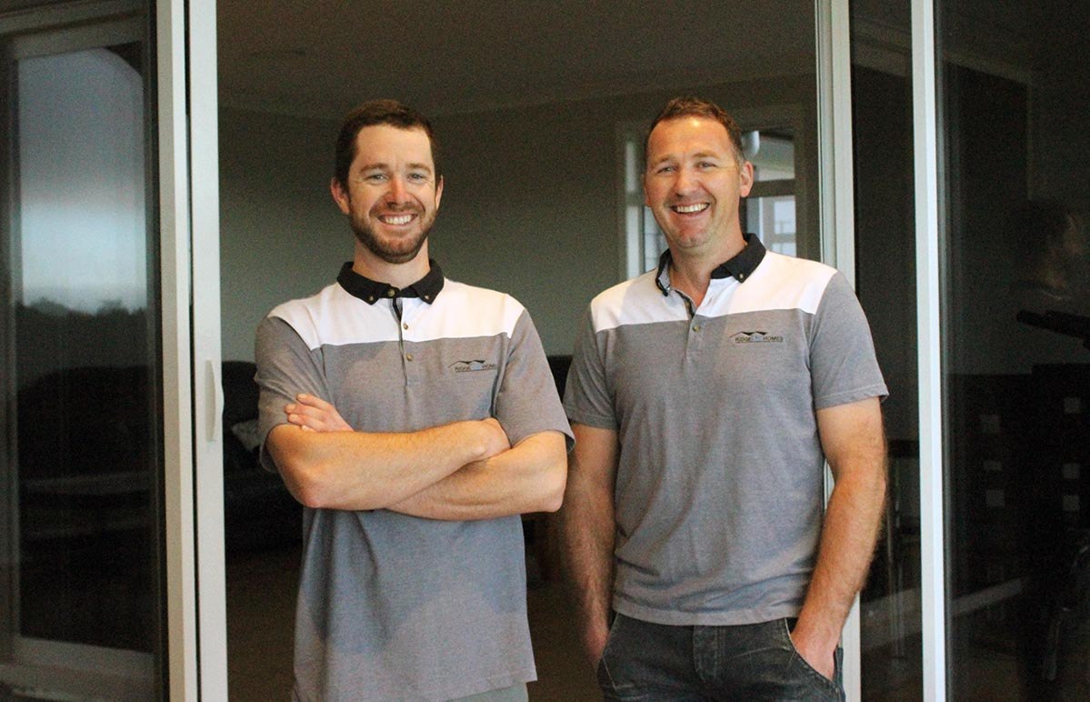 Matthew & Paul - Ridgeline Homes - New Residential Specialists